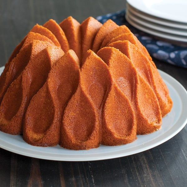 Nordic Ware Crown Bundt Pan. Opens flyout.
