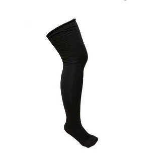 Sonoma Ruched Over The Knee Socks High Tall Soft-To Thigh-Womens - 9-11 (2 options available)