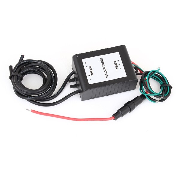 Unique Bargains Auto Controller Strob Flash Flasher Module 12V 3A for LED Brake Stop Tail Light