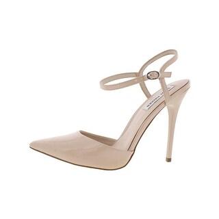 Steve Madden Womens Fantasia Heels Solid Pointed Toe - 8 medium (b,m)