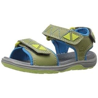 See Kai Run Boys Adjustable Sport Sandals - 3