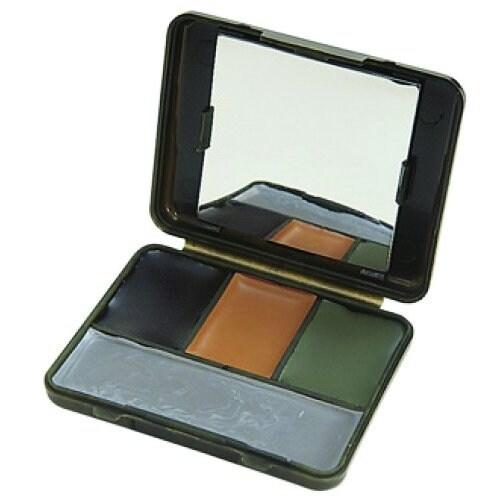 Allen Four Color Camo Face Paint Compact