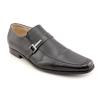 Stacy Adams Beau Men Apron Toe Leather Loafer