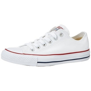 Converse Chuck Taylor All Star Ox Women US 10 White Sneakers - Optical White