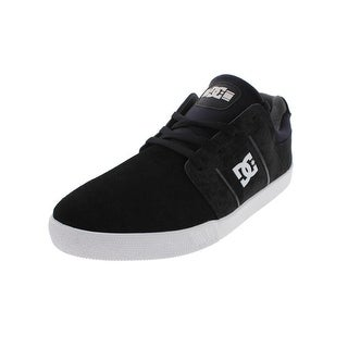 DC Mens RD Jag Suede Athletic Skateboarding Shoes