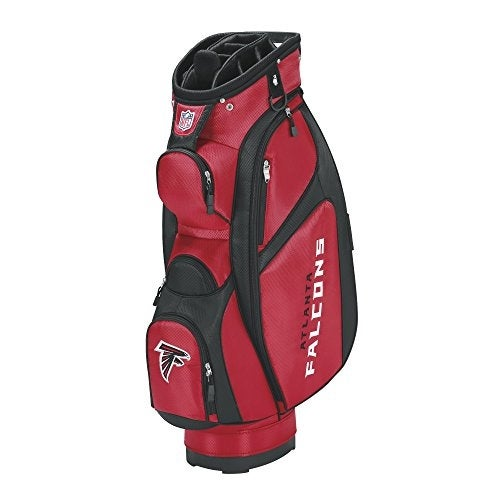 Wilson golf wgb9700at nfl cart bag  atl falcons