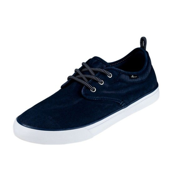 Sanuk Casual Shoes Mens Guide Plus Washed Canvas Rubber