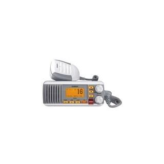 Uniden UM385 Fixed Mount VHF Radio - White UM385 Fixed Mount VHF Radio - White
