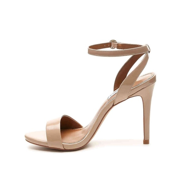 Steve Madden Womens Reno Open Toe Casual Ankle Strap Sandals