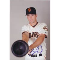 Signed Posey Buster San Francisco Giants 8x12 Photo Can Be Cut Down To Make 8x10 autographed