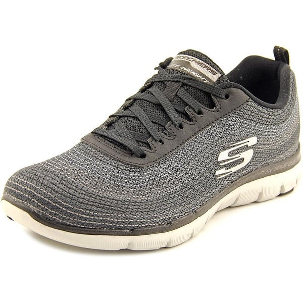 Skechers Flex Appeal 2.0 Metal Madness Women Round Toe Synthetic Walking Shoe