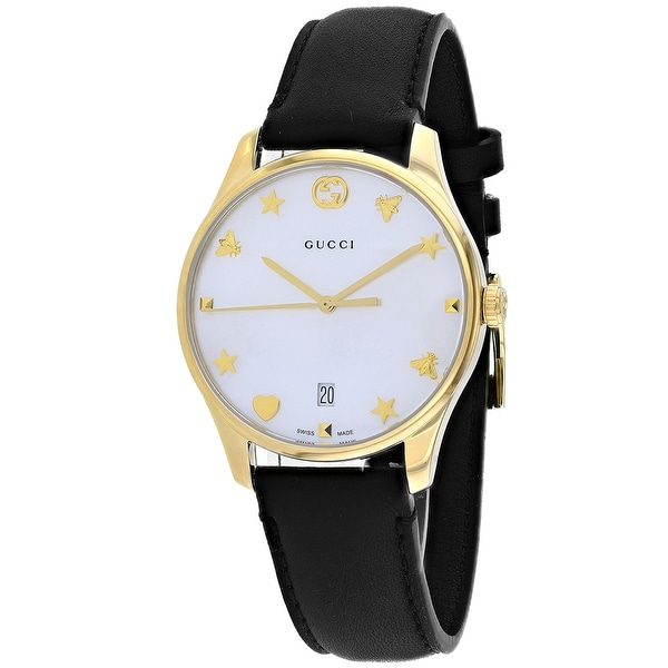 eecd8690327 Shop Gucci Women s G-Timeless - YA1264044 Watch - Free Shipping Today -  Overstock - 27879737