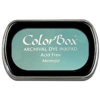 ColorBox Archival Dye Ink Pad Full Sz Mermaid