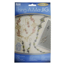 Thing-A-Ma JIG Deluxe Metal Jewelry Wire Wrapping Tool