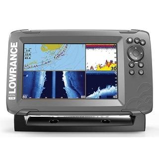 Lowrance HOOK2 7 7inch TripleShot TM Transducer HOOK2 7 7inch Chartplotter Fishfinder TripleShot TM Transducer