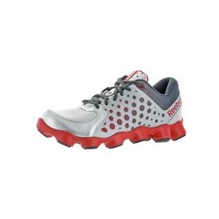Reebok Boys ATV 19 Running Shoes Big Kid Trainer - 5 medium (d) big kid