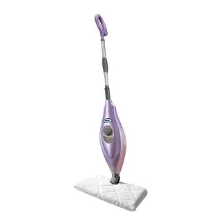Shark S3501 Deluxe Steam Mop (Certified Refurbished) - Purple