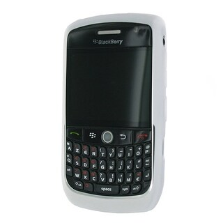 OEM BlackBerry Skin Cover for BlackBerry Curve 8900 - Clear