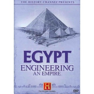 Egypt: Engineering an Empire - DVD