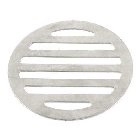 3 Inch Round Floor Strainer Drain Cover Kitchen Bath Basin Sink Filter