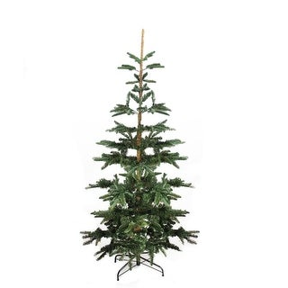 7.5' Layered Noble Fir Artificial Christmas Tree - Unlit - green