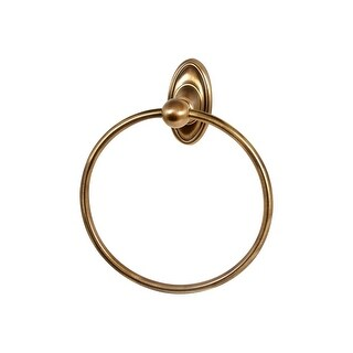 Alno A8040 7 Inch Diameter Towel Ring from the Classic Traditional Collection - n/a