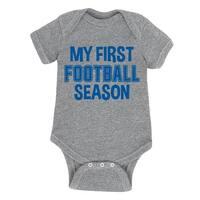 My First Football Season - Infant One Piece