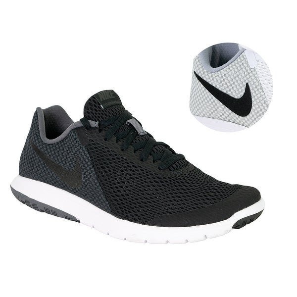f0e39bb6b7f6 Shop Nike Men s Flex Experience Run 6 Running Shoes - Free Shipping ...