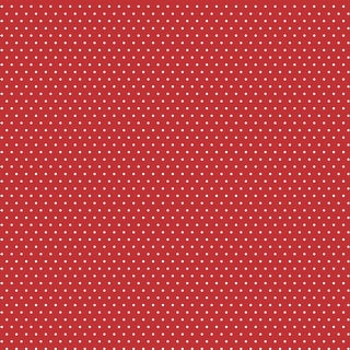 """Core'dinations Core Basics Patterned Cardstock 12""""X12""""-Red Small Dot"""