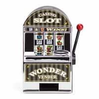 Bry Belly GSLO-101 Bars and Sevens Slot Machine Bank