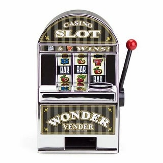 Bry Belly GSLO-101 Bars and Sevens Slot Machine Bank
