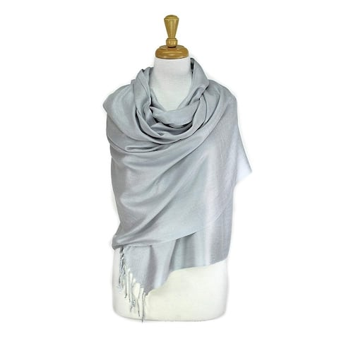 ab7277858 Silver Scarves & Wraps | Find Great Accessories Deals Shopping at ...