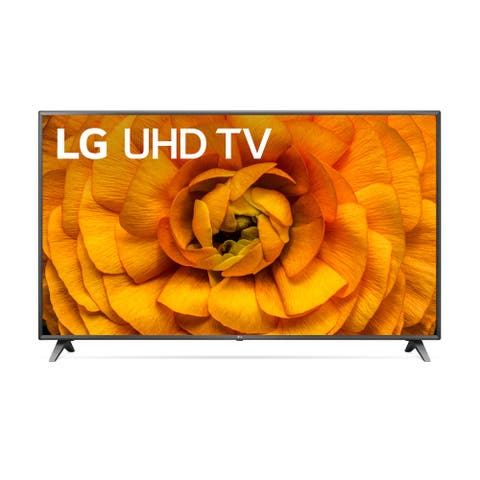 LG 86-inch 4K Ultra HD Smart LED TV - Black - 60 Inches & Over