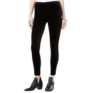 Sanctuary Womens Original Grease Leggings Velvet Casual