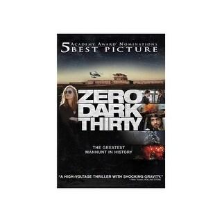 ZERO DARK THIRTY (DVD/WS 1.85/ULTRAVIOLET/DOL DIG 5.1/DSS/LATIN/AMERI SPAN)