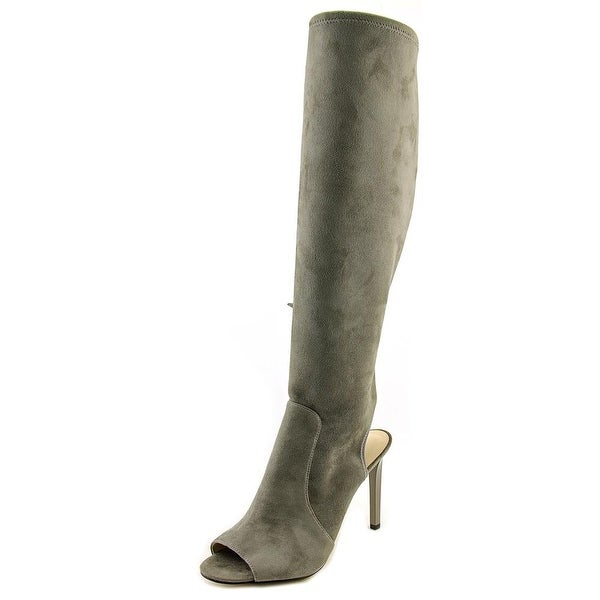 Nine West Lettie Women Grey Boots