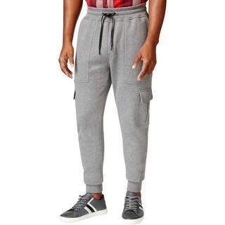 Sean John Mens Big & Tall Sweatpants Running Pocketed