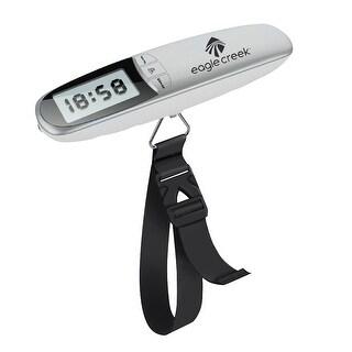 Eagle Creek Luggage Scale and Alarm Clock