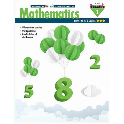 Mini Lessons & Practice Math Gr 1 Meaningful