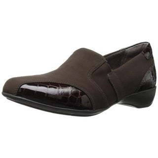 Clarks Womens Noreen Will Casual Square Toe Loafers