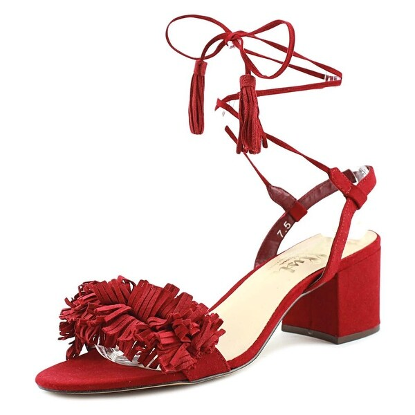 Callisto Melz Women Red Sandals