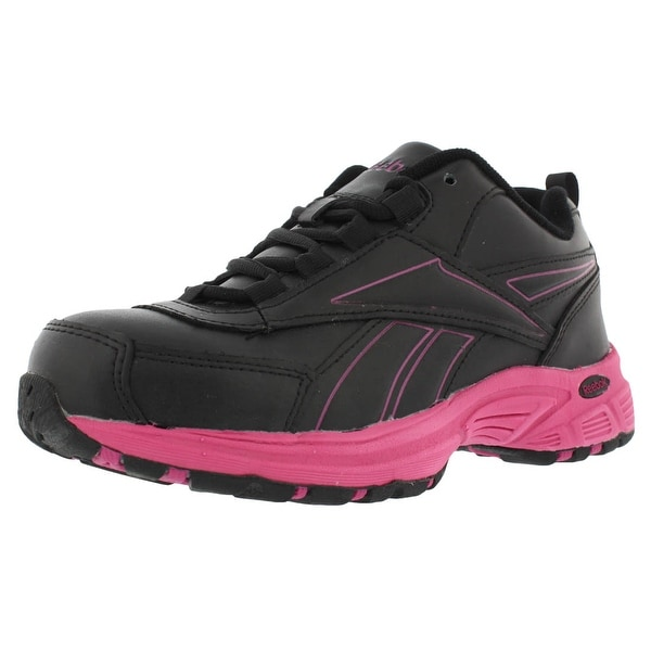 7657b766270f Shop Reebok Oxford Work Athletic Women s Wide Shoes - Free Shipping ...