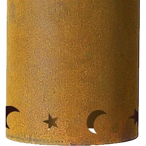 Patina Products B330 6 Inch Star Bell