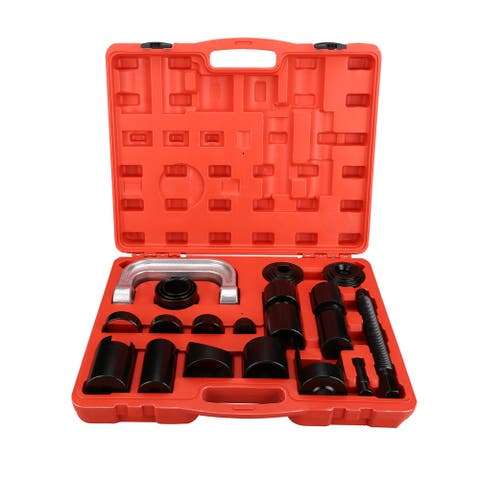 VETOMILE 21PCS Ball Joint Auto Repair Tool Service Remover Installing Master Adapter
