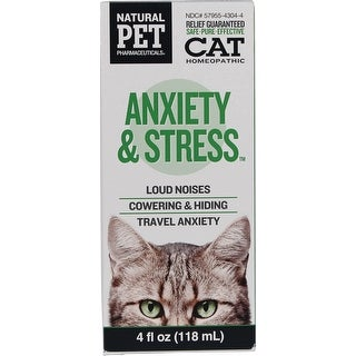 Natural Pet Anxiety And Stress Cat Water Additive