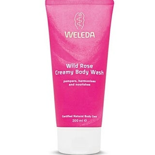 Weleda - Wild Rose Creamy Body Wash ( 2 - 6.8 FZ)