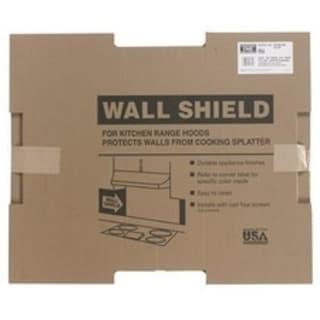 """Broan SP300108 Range Hood Wall Shield, 24"""" x 30"""""""