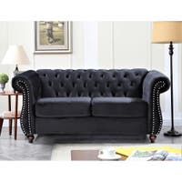 Buy Flared Arms Loveseats Online At Overstock Our Best Living Room Furniture Deals
