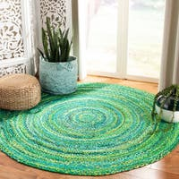 Buy Green Braided Area Rugs Online At Overstock Our Best Rugs Deals