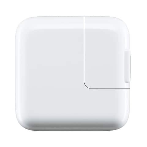 Apple 12W USB Power Adapter (Retail Packaging) - 2.6 x 0.7 x 6.1